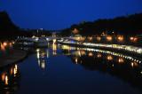The Tibur at Night