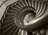 Photo Village Stairs