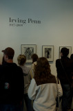 Irving Penn at MOMA