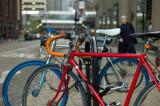 Bikes on Adams