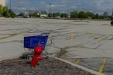 Deserted Eastland Mall Sunday Morning