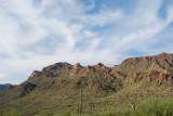 Hills Near Tucson