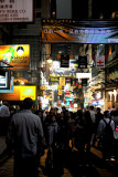 Lan Kwai Fong crowd