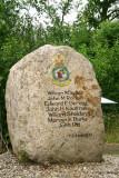 Denne sten står ved Kollund i Sønderjyland ! / This stone stand by Kollund in Sønder Jyland.