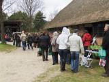 Plantemarked i Kiekeberg Tyskland