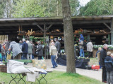 Plantmarket in Kiekeberg Germany