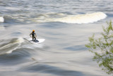 River Surfing Montreal