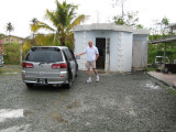 Rental Car Office in Tobago