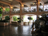 Inside the Coco Reef Resort