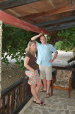 Aimee and Boog - Our Porch at Mt. Plaisir