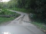 Bridges of Trinidad - there were 3 such bridges on the trip