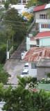 Houses Nestled Along Narrow Drives