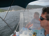 On the Boat Trip