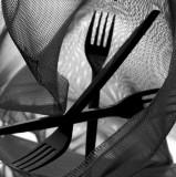 Forks in B&W