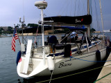 Y=Yacht - Port of Brindisi - Italy