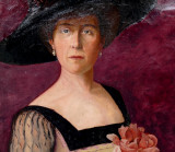 Lady with Cap