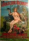 VERASCOPE RICHARD - Enregistre' la Verite' -1913c.