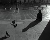 Shadows&Reflections in B&W