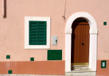 Doors and Windows of the South Italy