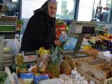 Turin - Italy -Porta Palazzo big market