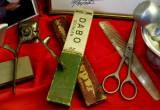 Old equipment barber