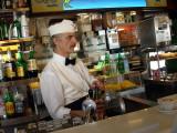Neapolitan Bar man