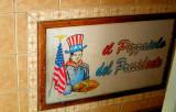 Pizzeria of President