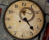 Old clock broke