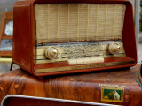 Old radio Philetta