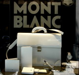 Whitish Mont Blanc