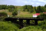 The Wetaskiwin Ski Hill