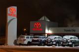 Toyota City on the Auto Mile