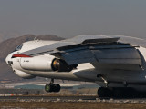IL-76 landing... what a power, RA-76786