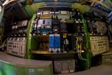 Inside the Electronics-bay