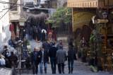Damascus street life...