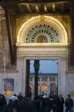 Mosque main door...