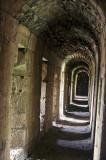 Fortress inner corridor...
