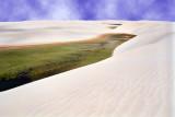 Lakes & dunes...