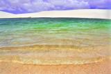 Quiet waters...