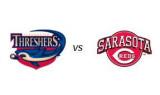 Sarasota Reds vs Clearwater Threshers (6/17/09)