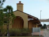 Venice Train Depot