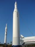 Juno II Rocket