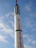 Mercury Redstone Rocket
