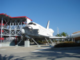 Space Shuttle Plaza