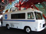 NASA Astronaut Van