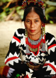 Tiboli Woman, Lake Sebu, South Cotabato