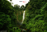 Zipline, 7 Falls No. 2, Lake Sebu