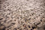 High beach texture