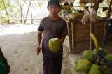 Drinking a Coconut at Meghla Parjatan.jpg