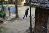 Playing with Tire Outside Golden Temple.jpg